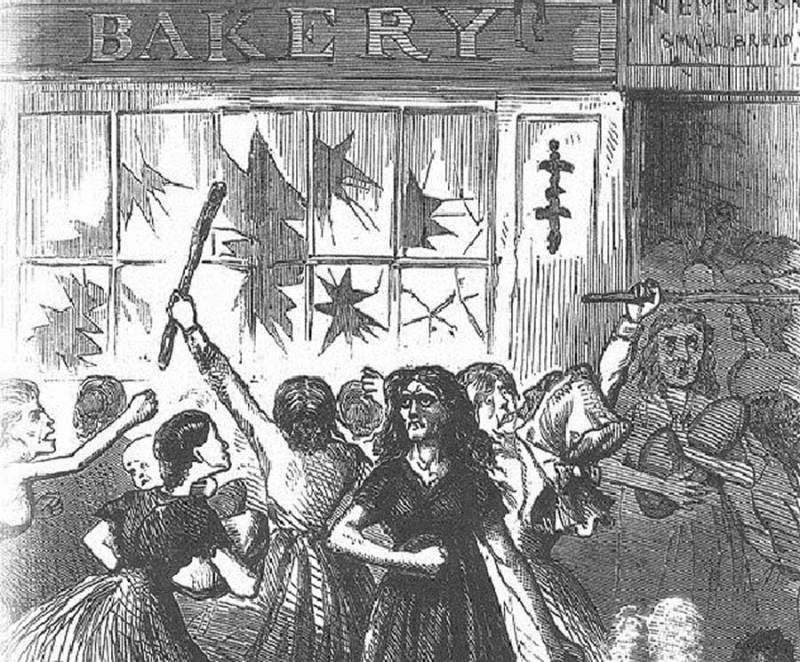 Historical Riots Bakery