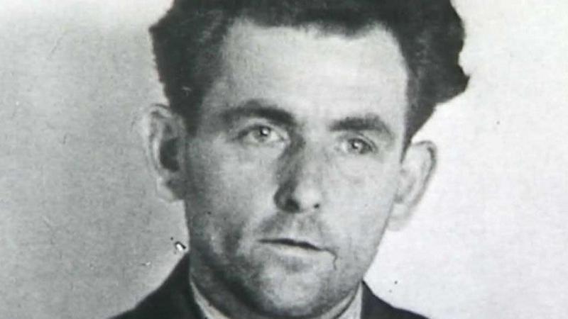 Hitler Assassination Elser Mugshot