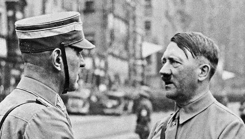 Adolf Hitler Assassination Plots