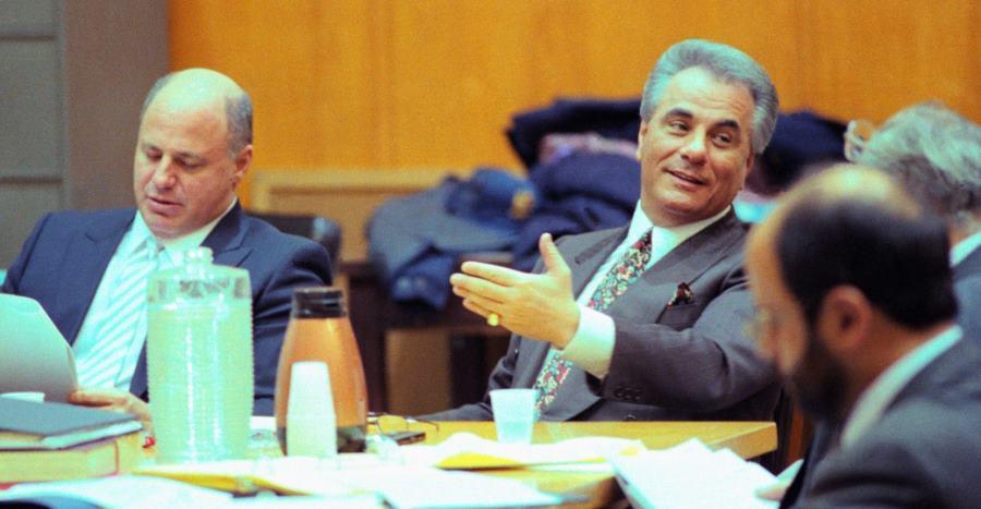 John Gotti In 1990