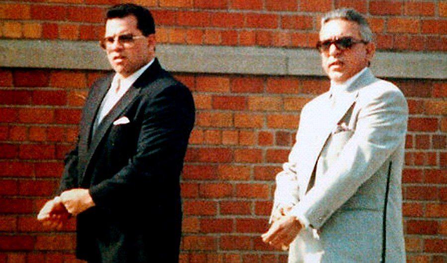 John Gotti Jr Charles Carneglia Mafia