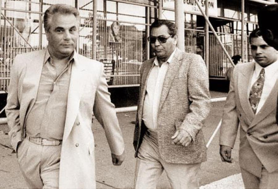 John Gotti And Sammy The Bull