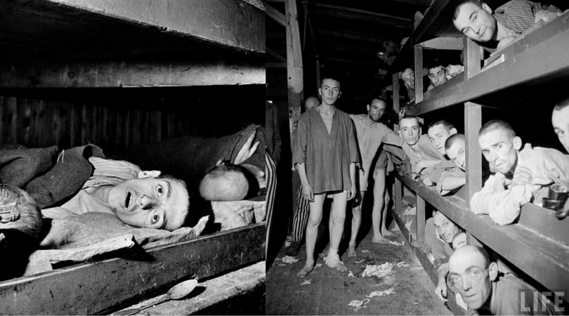 Life Inside A Concentration Camp