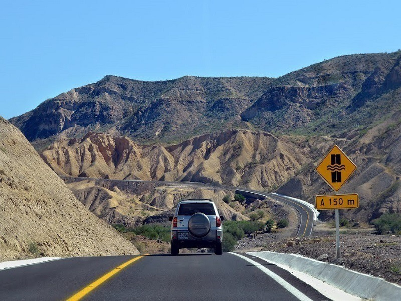 Mexican Federal Highway 1