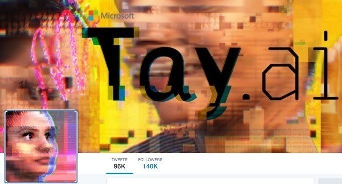Microsoft Twitter Bot