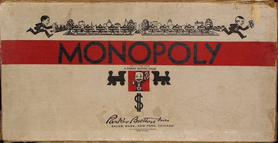 Monopoly Early Edition
