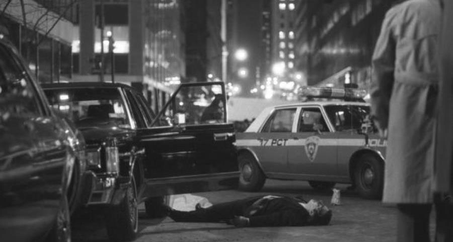 Paul Castellano Murder Scene