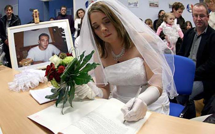 Posthumous Marriage France Ghost Marriage