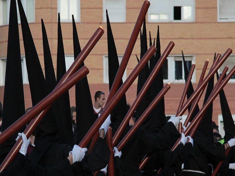 Procession Malaga