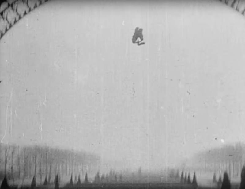 Reichelt During Jump