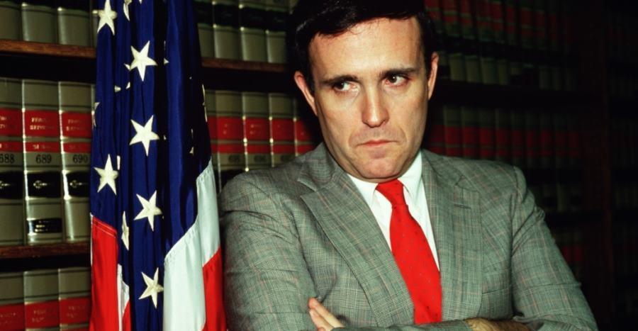 Rudy Giuliani And The Mob