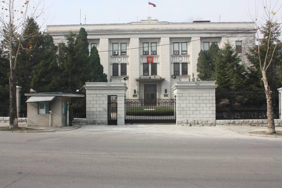 Russian Embassy North Korea