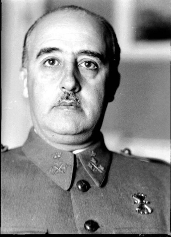 Stolen Babies Francisco Franco
