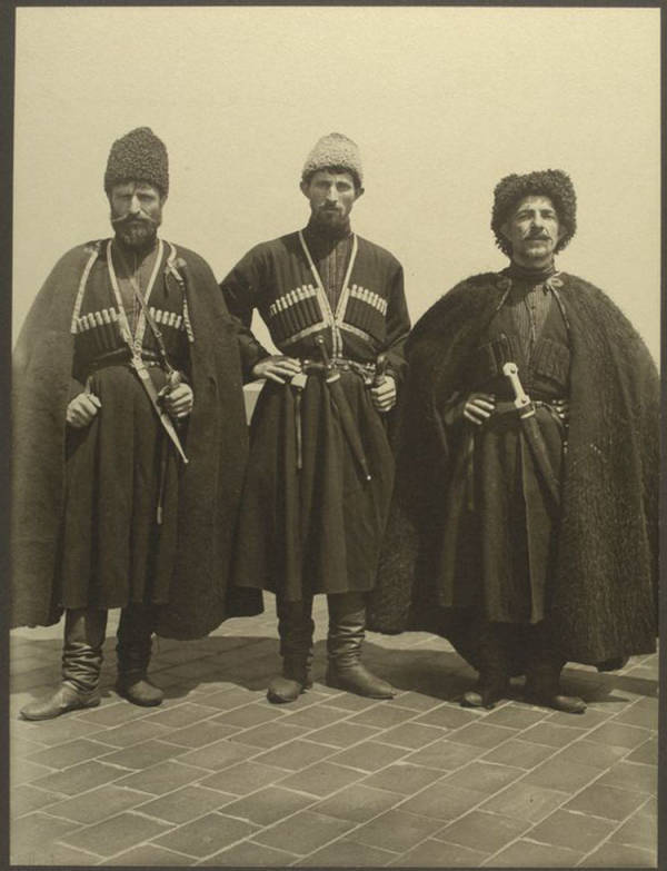 Three Cossacks