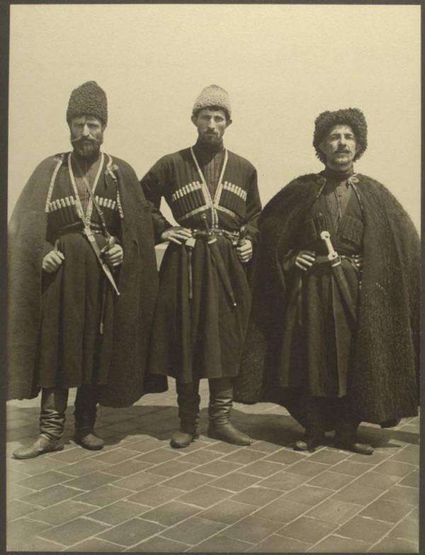 Three Cossacks
