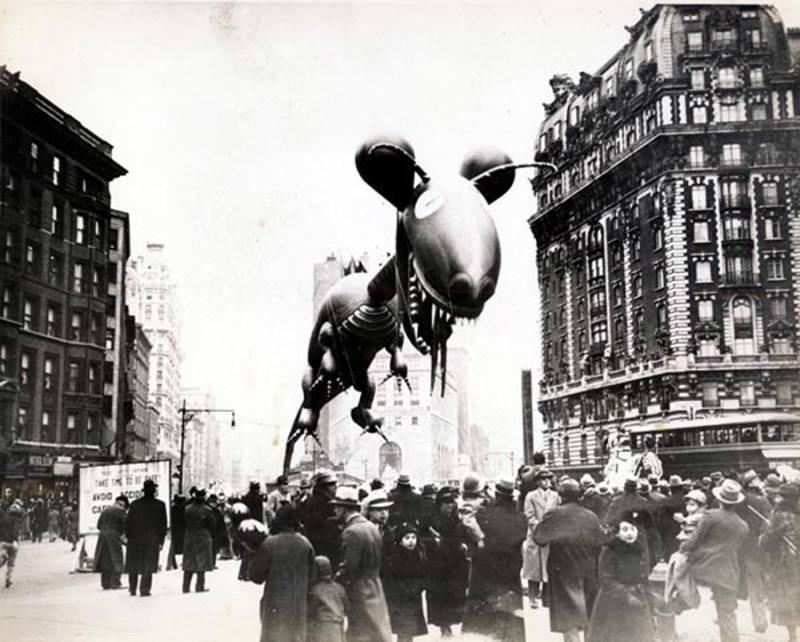 Times Square Balloon