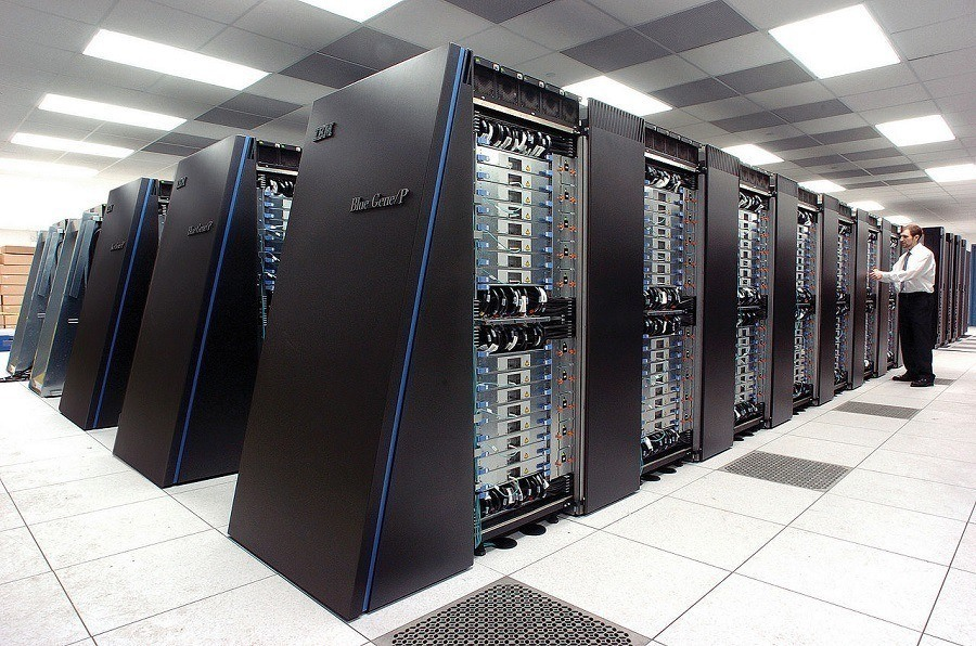 Today Super Computer