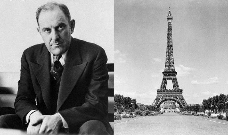 Victor Lustig Eiffel Tower