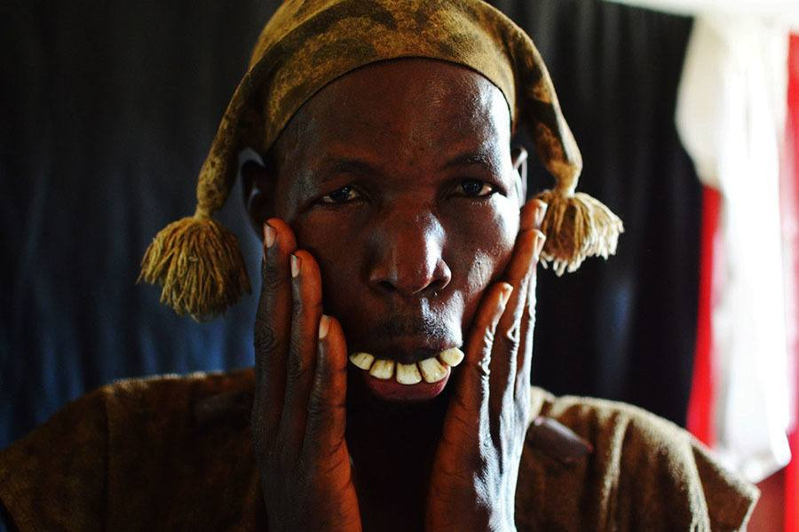 Witch Doctors Sierra Leone Teeth