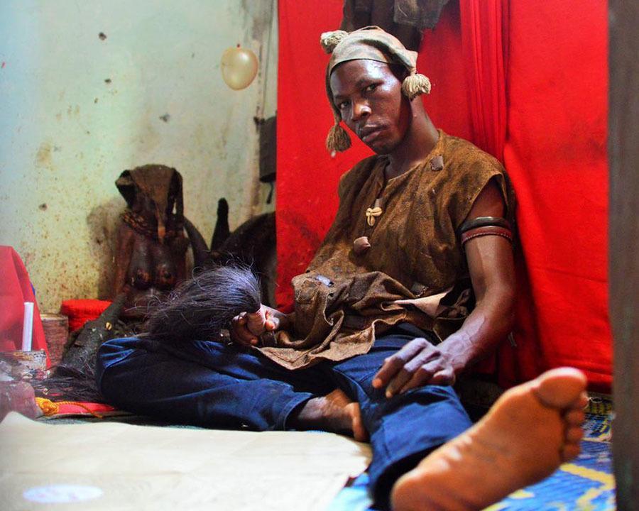 Witch Doctors Sierra Leone