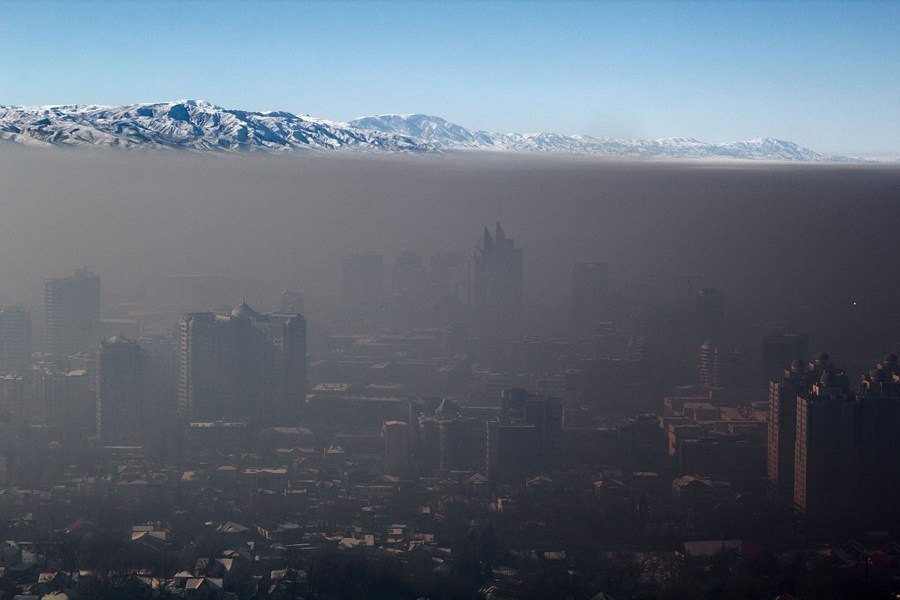 Worst Smog In The World