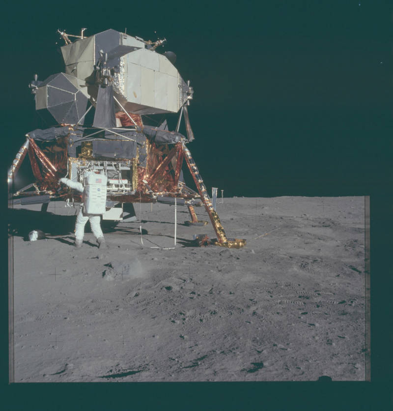 Apollo EVA