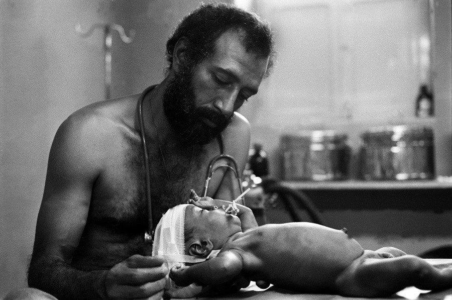 Egyptian Doctor Baby