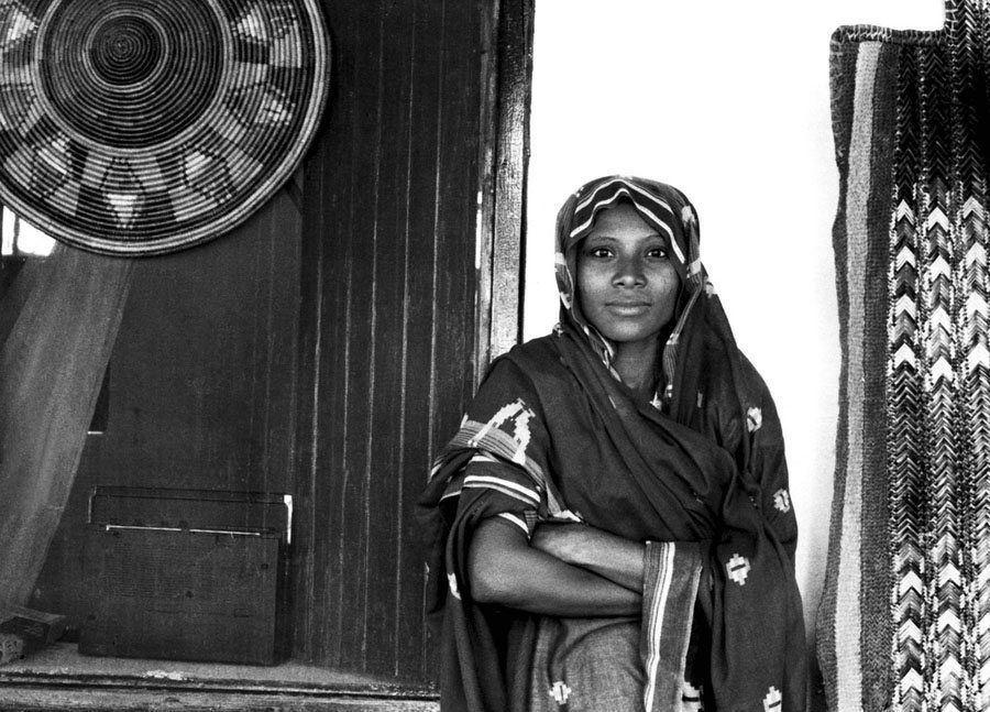 Fatima Portrait
