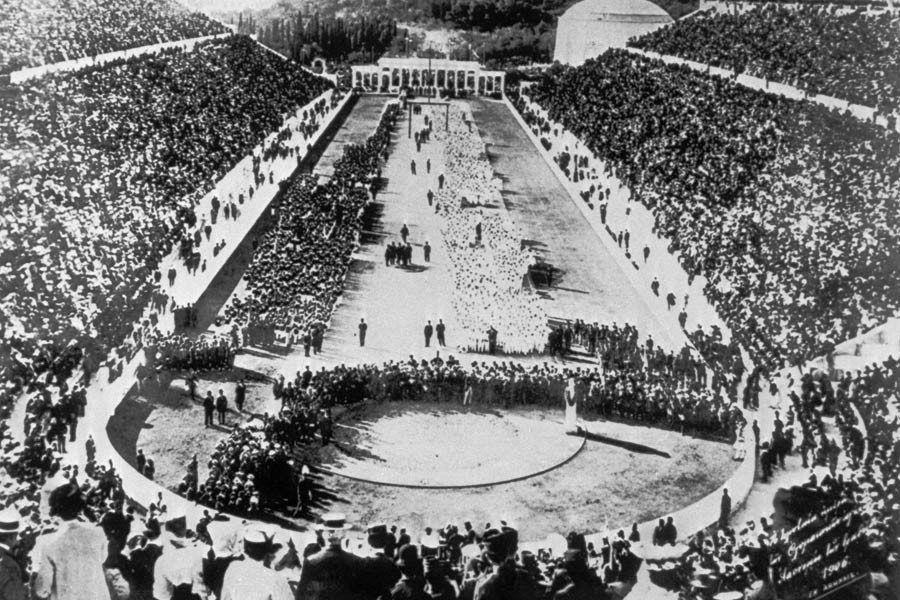 First Olympiad
