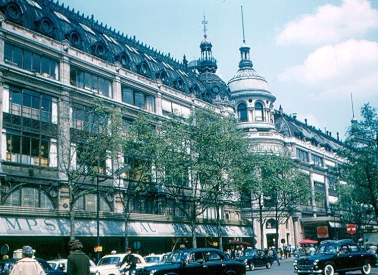 Printemps Department Store