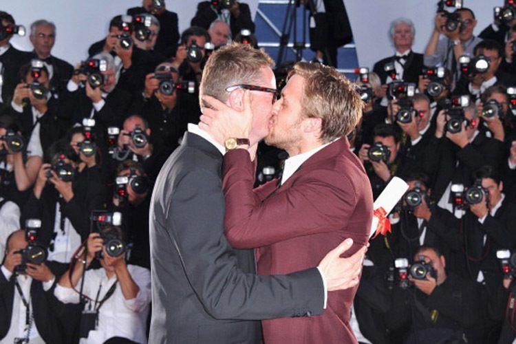 Ryan Gosling Kiss