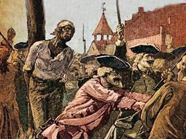 Slave Rebellions In New York