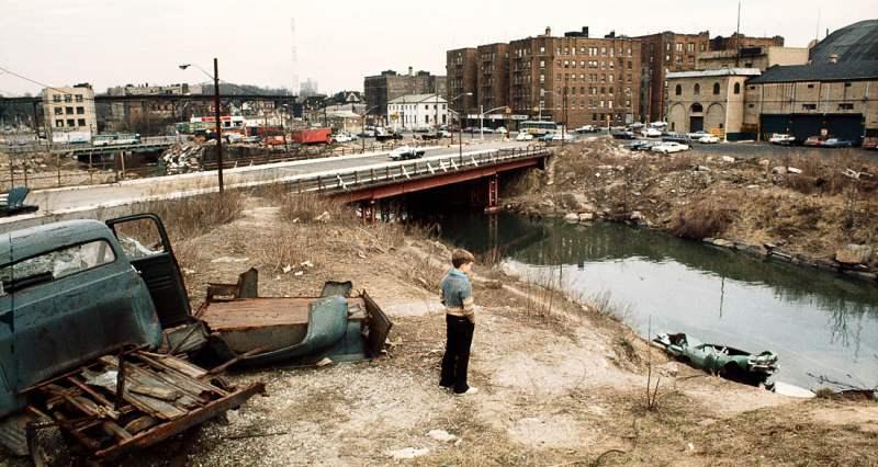 Bronx River 1970