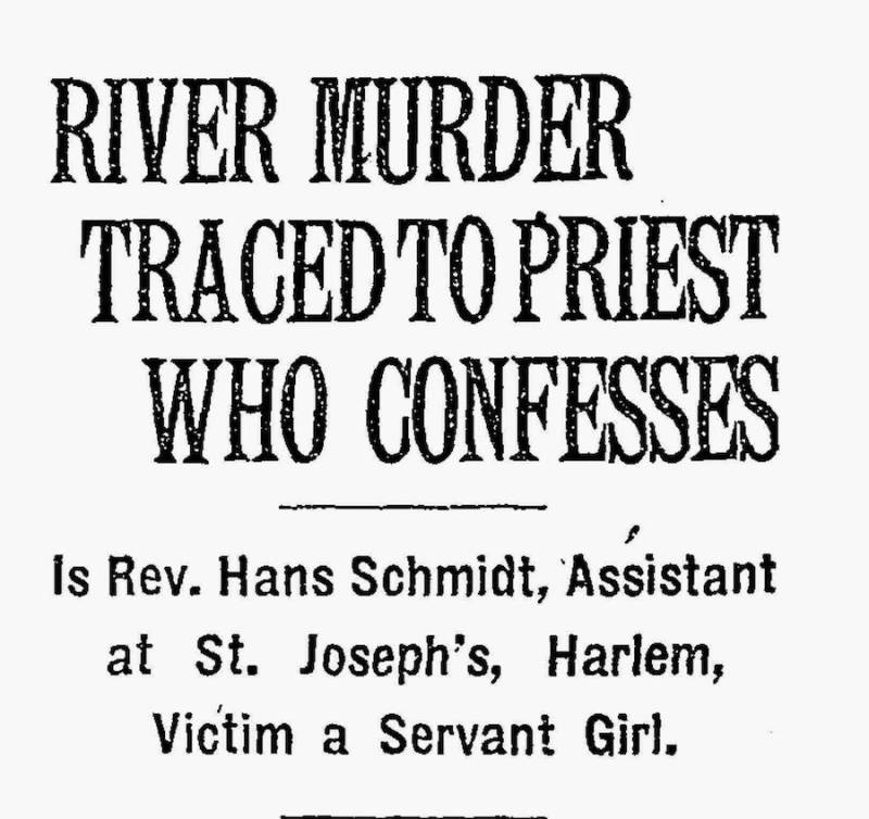 Catholic Priest Murder