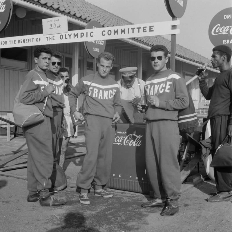 Juegos Olímpicos de Coca-Cola