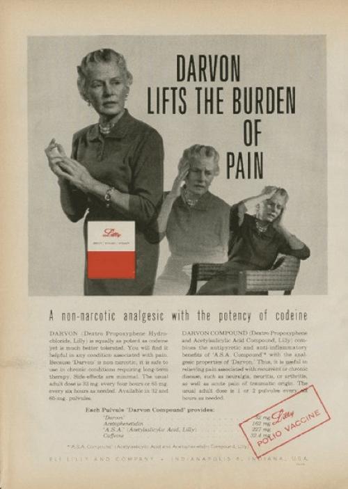 Darvon Advertisement
