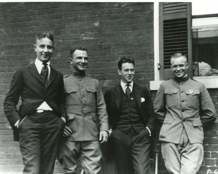 Dwight D Eisenhower Young