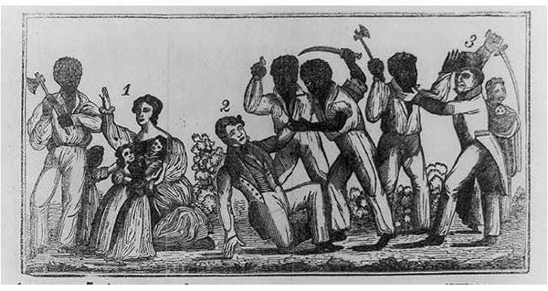 Failed Slave Revolts