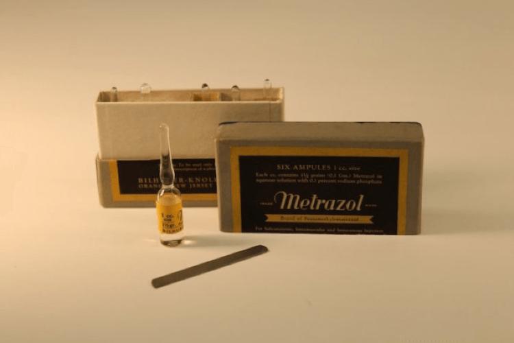Fda Metrazol Box