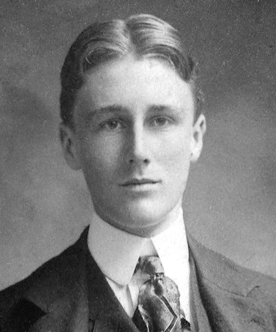 Franklin D Roosevelt Young
