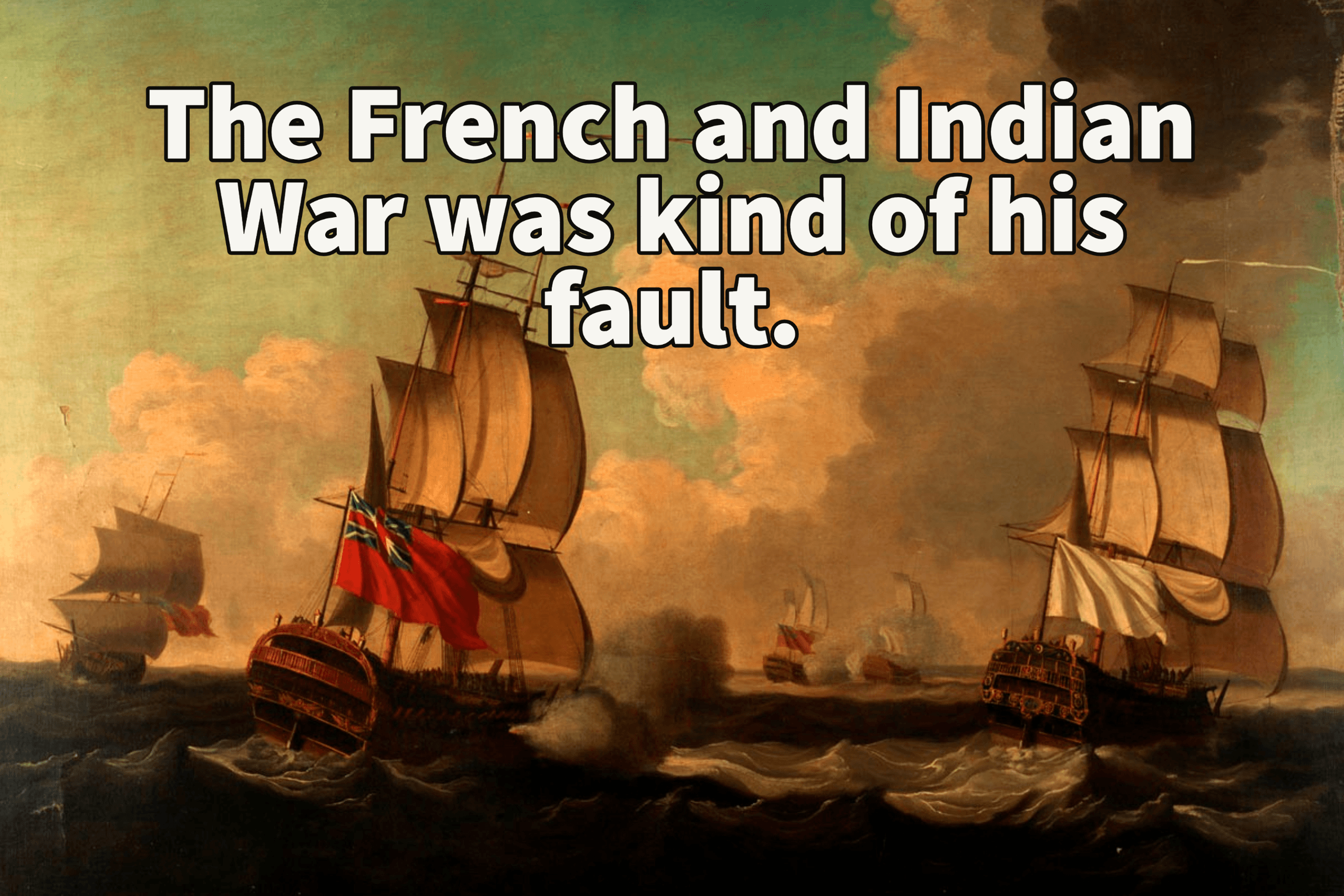 French Indian War Featured