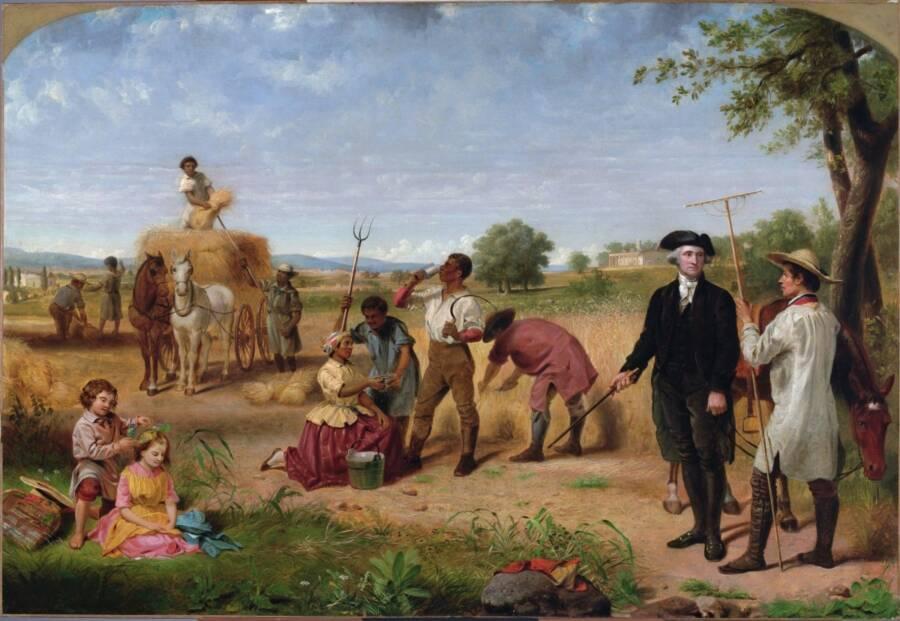 George Washington And Slavery