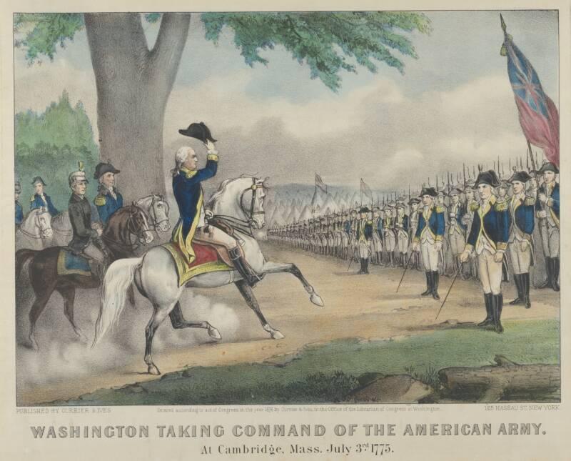 George Washington Army