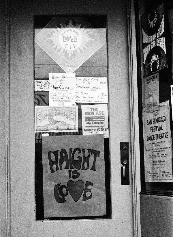 Haight Is Love Head Shop