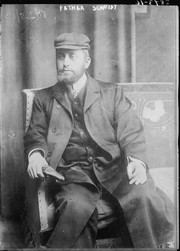 Hans Schmidt Beard
