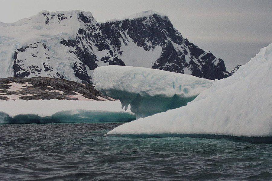 Icy Peaks