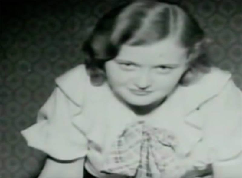 Young Ilse Koch