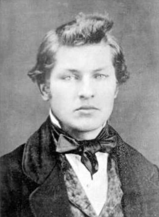 James Garfield Young