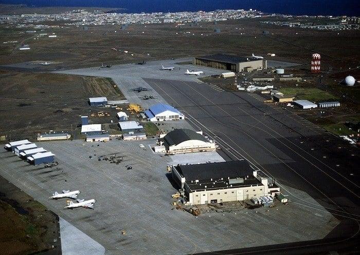 Keflavik Airbase