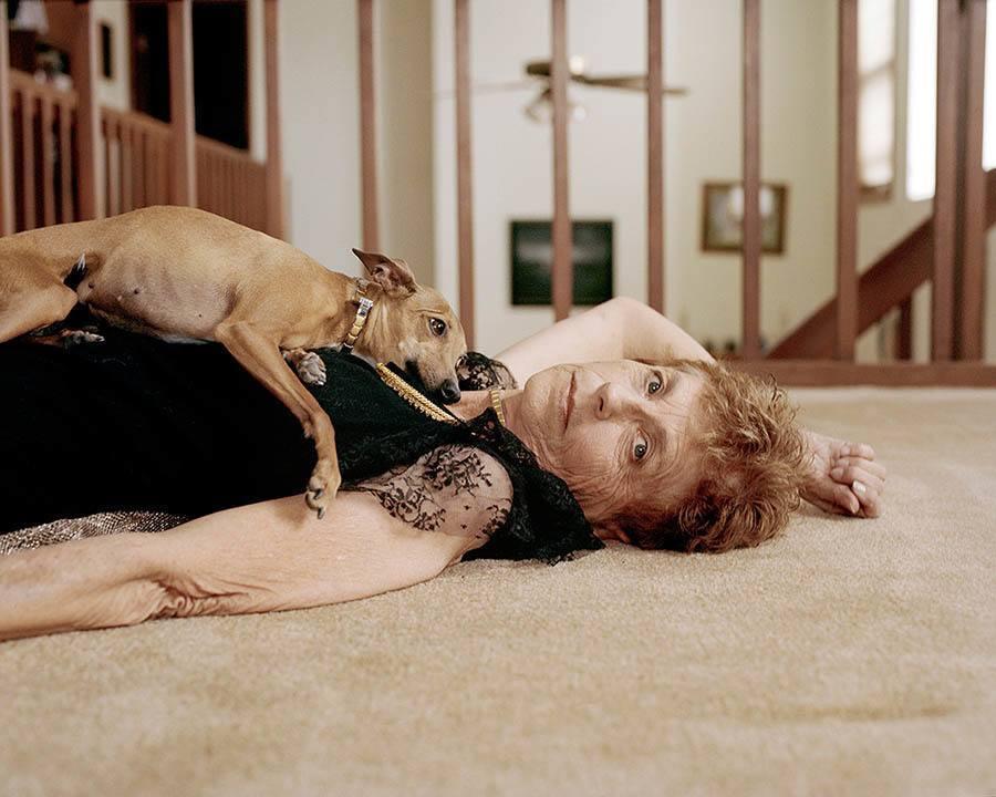 Lying Down Dog
